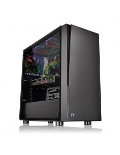 Carcasa Thermaltake Versa J21 Tempered Glass neagra