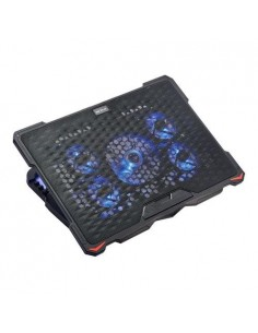Cooler Pad Serioux NCP035, 17.3inch, Black
