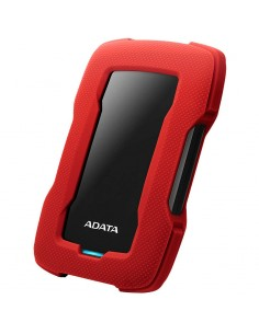 Hard disk extern ADATA HD330 2TB 2.5 inch USB 3.1 Red