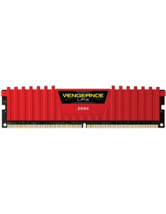 Memorie Corsair Vengeance LPX Red 8GB DDR4 2666MHz CL16