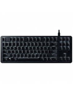Tastatura Gaming Razer BlackWidow Lite Orange Switch Mecanica