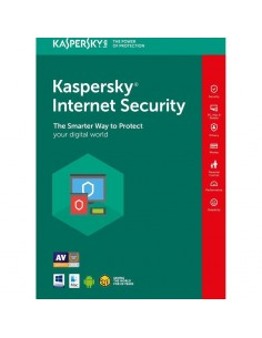 Antivirus Kaspersky Internet Security Multi Device, 3 Dispozitive, 1 An, Licenta noua
