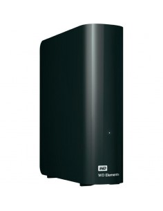 Hard disk extern WD Elements Desktop 2TB Black