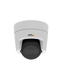 Axis M3106-L Mk II, IP security camera, Digital PTZ, Dome, Alb, Tavan/perete
