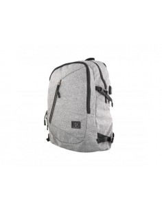 TNB WILD - Laptop backpack compatible with 14 inch to 16 inch- grey