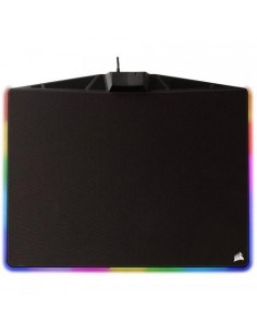 Mouse Pad Corsair MM800 RGB Polaris Cloth, Negru