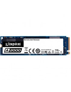 Solid-State Drive (SSD) Kingston A2000, 500GB, NVMe, M.2