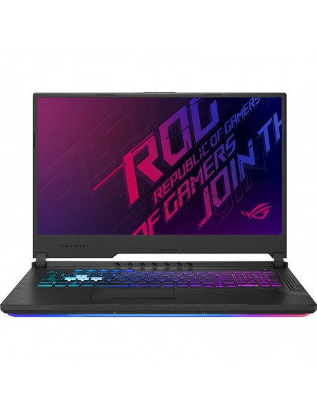 Laptop ASUS Gaming 17.3'' ROG Strix G G731GT, FHD, Procesor Intel® Core™ i7-9750H (12M Cache, up to 4.50 GHz), 8GB DDR4, 512GB S