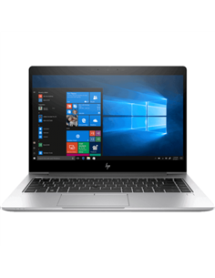 "Laptop HP EliteBook 840 G6 14"", Intel Core i7-8565U, RAM 16GB, SSD 512GB, Intel UHD Graphics 620, Windows 10 Pro, Argintiu"