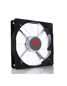 Ventilator Riotoro Performance Edition 120mm iluminare rosie