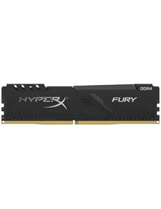 Memorie HyperX Fury Black 8GB, DDR4, 2400MHz, CL15, 1.2V