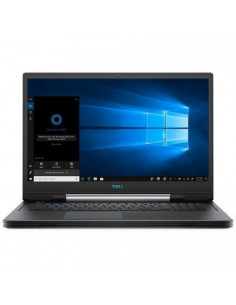 "Laptop Dell Inspiron 7790 G7, Intel Core i9-9880H, 17.3"", RAM 16GB, SSD 512GB, nVidia GeForce RTX 2080 8GB, Windows 10, Black"