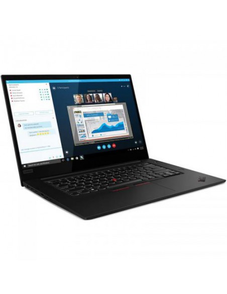 "Ultrabook Lenovo ThinkPad X1 Extreme 2nd Gen, Intel i7-9750H, 15.6"", RAM 32GB, SSD 1TB, GeForce GTX 1650 4GB, Windows 10 Pro"