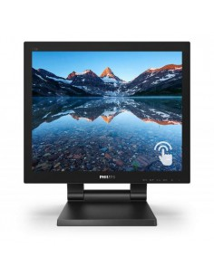 "Monitor LED Touchscreen Philips 172B9T, 17"", 1280x1024, 1ms GTG, Black"