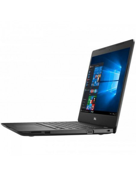 "Laptop Dell Vostro 3490, Intel Core i7-10510U, 14"", RAM 8GB, SSD 256GB, AMD Radeon 610 2GB, Linux, Black"
