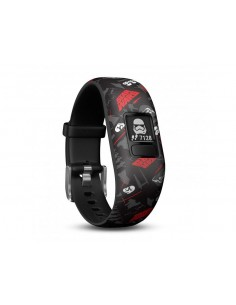 Bratara Fitness Garmin Vivofit Jr2, Black