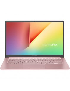 Laptop ASUS 14'' VivoBook 14 X403FA, FHD, Intel Core i5-8265U, 8GB, 512GB SSD, GMA UHD 620, Endless OS, Pink