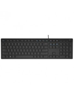 Tastatura multimedia Dell KB216, RO layout, Negru