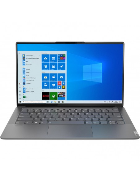 Ultrabook Lenovo 14'' Yoga S940 IIL, UHD IPS HDR, Intel® Core™ i7-1065G7, 16GB DDR4, 1TB SSD, Intel Iris Plus, Win 10 Home, Mica