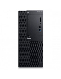 Desktop PC Dell OptiPlex 3070 MT, Intel Core i5-9500, RAM 8GB, SSD 256GB, Intel UHD Graphics 630, Windows 10 Pro