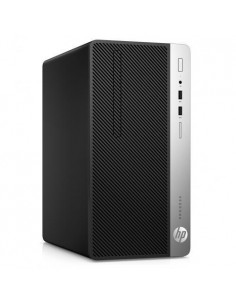 Desktop PC HP 400 G6 MT, Intel Core i3-9100, RAM 4GB, SSD 256GB, Intel UHD Graphics 630, Windows 10 Pro
