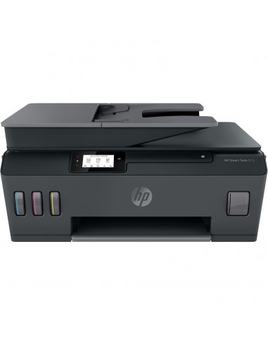 Multifunctionala inkjet color HP Smart Tank 615 All-in-One, Wireless, ADF, A4