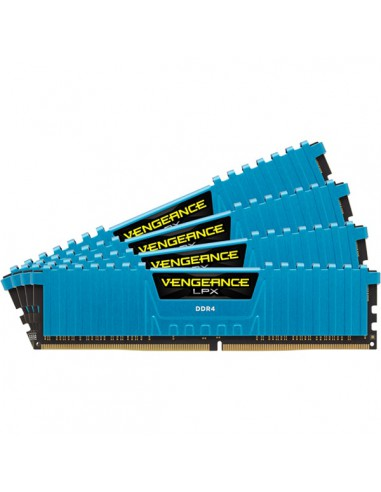 Memorie Corsair Vengeance LPX Blue 4x4GB DDR4, 2133MHz, CL13