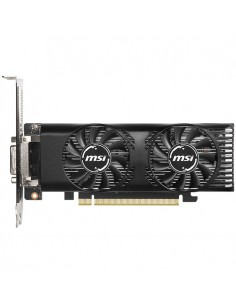 Placa video MSI GeForce GTX 1650 LP OC 4GB GDDR5, 128-bit