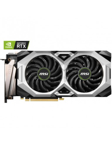 Placa video MSI GeForce RTX 2080 SUPER VENTUS XS OC 8GB, GDDR6, 256-bit