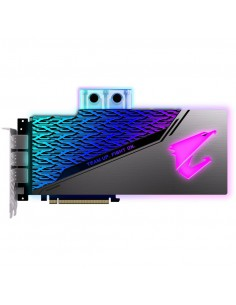 Placa video Gigabyte AORUS GeForce® RTX 2080 SUPER™ WATERFORCE WB 8GB, GDDR6, 256-bit