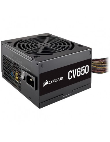 Sursa PC Corsair CV Series™ CV650, 80 Plus® Bronze, 650 W, Negru