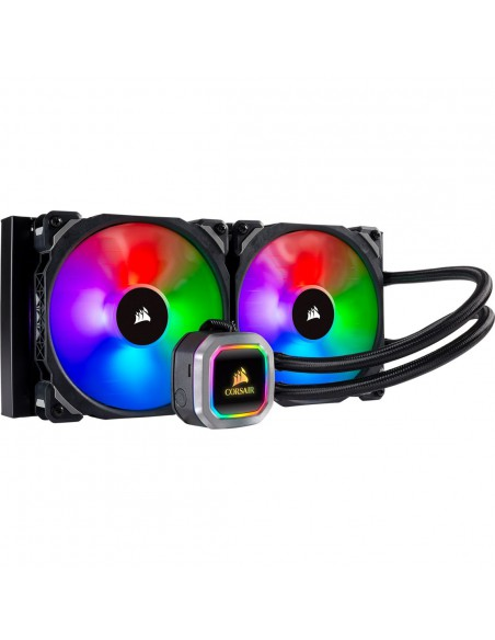 Cooler procesor Corsair Hydro Series H115i RGB Platinum, compatibil AMD/Intel