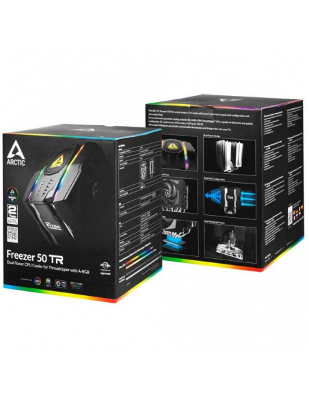 Cooler CPU ARCTIC AC Freezer 50 TR