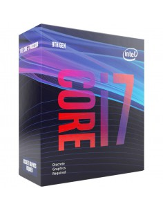 Procesor Intel Core i7-9700F, 3.0GHz, 9MB, fara grafica integrata, Socket 1151 - Chipset seria 300