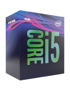 Procesor Intel Core i5-9400, 2.9 GHz, 9MB, Socket 1151 - Chipset seria 300