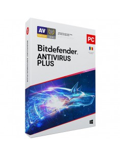 Bitdefender Antivirus Plus 2020 - 1 an, 1dispozitiv