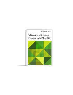Software VMware vSphere Essentials Plus Kit 6 Processor 3yr