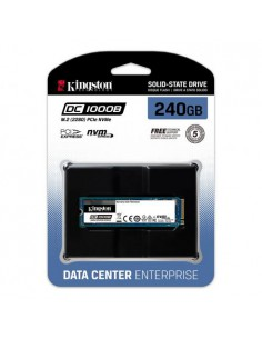 SSD Kingston DC1000B 240GB, PCI Express 3.0 x4, M.2