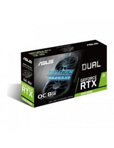 Placa video Asus nVidia GeForce Dual RTX 2080 SUPER EVO O8G V2, 8GB, GDDR6, 256bit