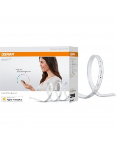 Banda LED Smart+ Osram Flex 3P Multicolour, RGBW, 10W, 480 lm, lumina RGBW, 180 cm