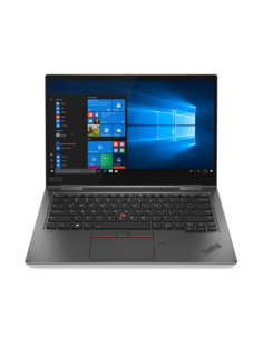 "Laptop 2-in-1 Lenovo ThinkPad X1 Yoga (4th Gen), i5-8265U, 14"" Touch, RAM 16GB, SSD 512GB, UHD Graphics 620, Win10 Pro, gri"