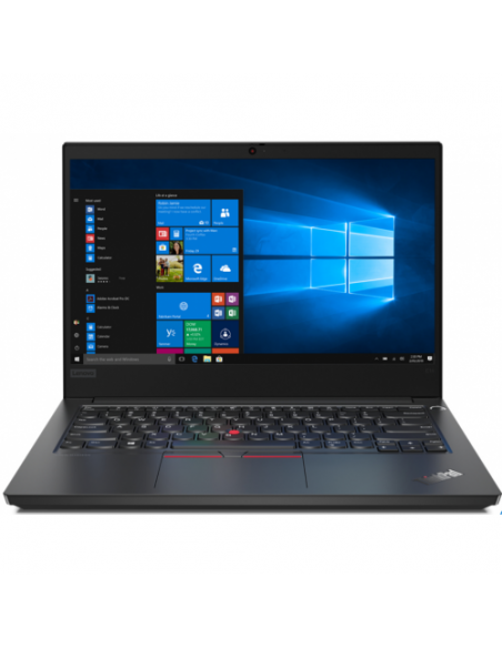 "Laptop Lenovo ThinkPad E14, i5-10210U, 14"", RAM 8GB, SSD 256GB, Intel UHD Graphics, Windows 10 Pro, negru"