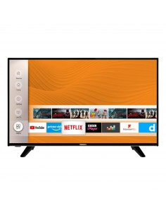 Televizor LED Smart Horizon 55HL7590U, 139 cm, 4K Ultra HD, negru