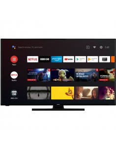 Televizor LED Smart Horizon 58HL7590U, 146 cm, Android, 4K Ultra HD, negru