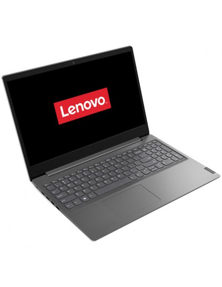 "Laptop Lenovo V15 ADA, AMD 3020E 2.60 GHz, 15.6"" Full HD, 4GB, 1TB HDD, AMD Radeon Graphics, Free DOS, gri"
