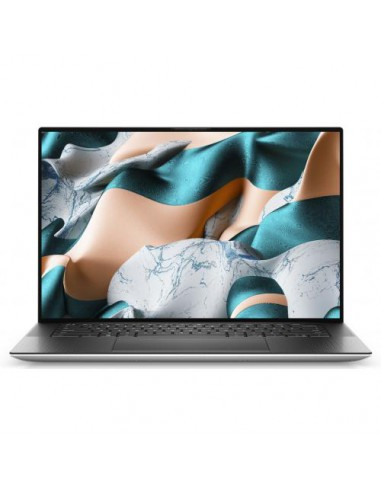 "Ultrabook Dell XPS 15 (9500), Intel Core i7-10750H, 15.6"", RAM 8GB, SSD 512TB, nVidia GeForce GTX 1650Ti 4GB, Win10Pro, argintiu"