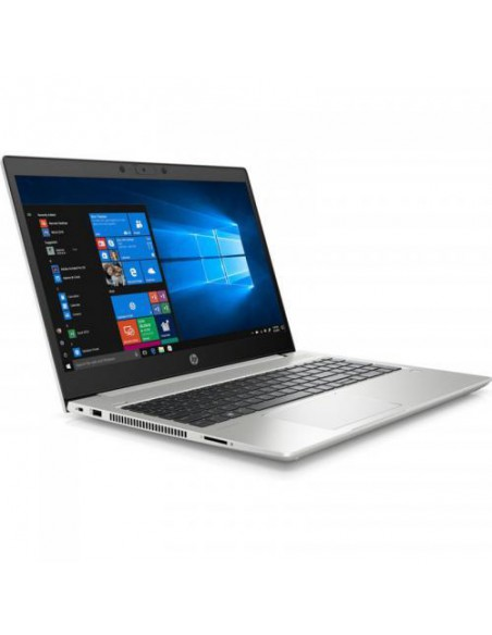 "Laptop HP ProBook 450 G7, Intel Core i7-10510U, 15.6"", RAM 16GB, HDD 1TB + SSD 512GB, GeForce MX250 2GB, Win10 Pro, argintiu"