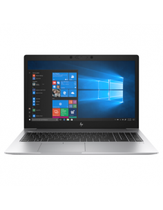 "Laptop HP EliteBook 850 G6, Intel Core i5-8265U, 15.6"", RAM 16GB, SSD 512GB, Intel UHD Graphics 620, Win10 Pro, argintiu"