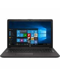 "Laptop HP 250 G7, Intel Core i3-1005G1, 15.6"" FHD, RAM 8GB, SSD 256GB, Intel UHD Graphics, Win10 Pro, negru"