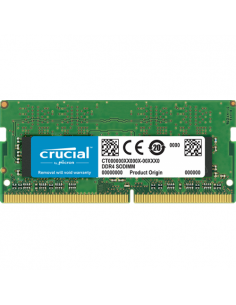 Memorie notebook SO-DIMM Crucial, 4GB, DDR4-2666MHz, CL19